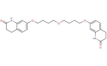 7,7'-((oxybis(butane-4,1-diyl))bis(oxy))bis(3,4-dihydroquinolin-2(1H)-one)