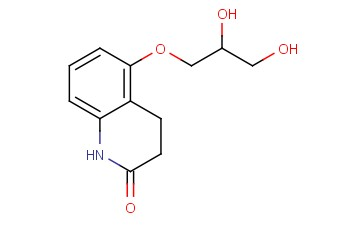 5-(2,3-dihydroxy-propoxy)-3,4-dihydro-1H-quinolin-2-one