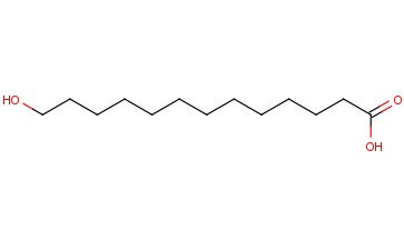 13-Hydroxytridecanoic acid