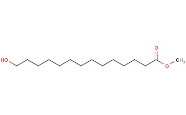 Methyl 14-hydroxytetradecanoate