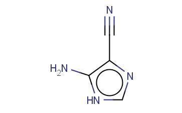 5-AMINO-1H-IMIDAZOL-4-CARBONITRILE