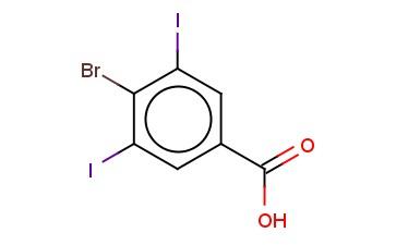 4-BROMO-3,5-DIIODOBENZOIC ACID