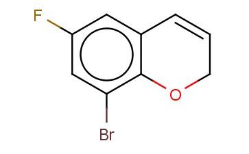 8-BROMO-6-FLUORO-2H-CHROMENE