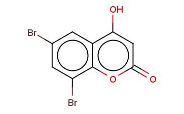 6,8-DIBROMO-4-HYDROXYCOUMARIN