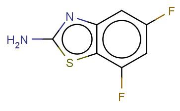 2-AMINO-5,7-DIFLUOROBENZOTHIAZOLE