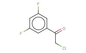 2-CHLORO-1-(3,5-DIFLUORO-PHENYL)-ETHANONE
