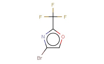 4-BROMO-2-(TRIFLUOROMETHYL)OXAZOLE