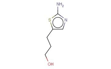 3-(2-AMINO-1,3-THIAZOL-5-YL)PROPAN-1-OL
