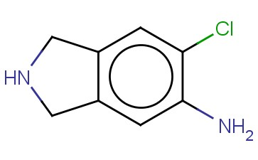 <span class='lighter'>6-CHLOROISOINDOLINE-5-YLAMINE</span>