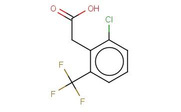 2-CHLORO-6-(TRIFLUOROMETHYL)PHENYLACETIC ACID