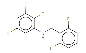 N-[(2,6-DIFLUOROPHENYL)METHYL]-2,3,5-TRIFLUOROANILINE