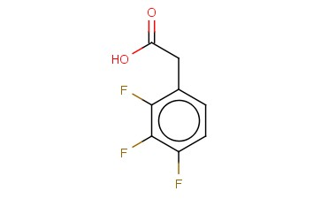 2,3,4-TRIFLUOROPHENYLACETIC ACID