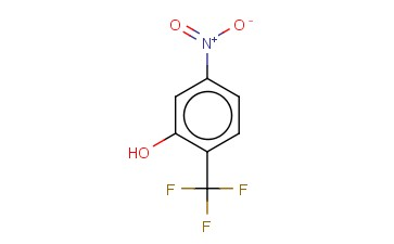 5-NITRO-2-(TRIFLUOROMETHYL)PHENOL