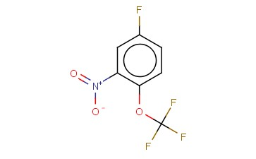 4-FLUORO-2-NITRO-1-(TRIFLUOROMETHOXY)BENZENE