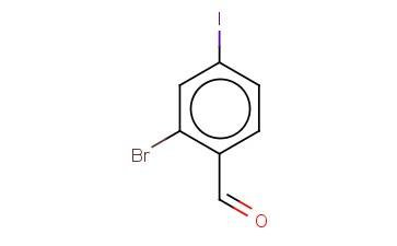 2-BROMO-4-IODOBENZALDEHYDE