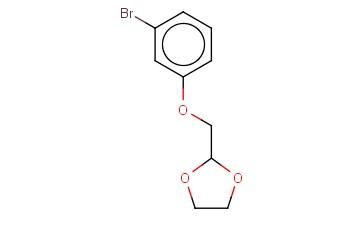 2-(3-BROMO-PHENOXYMETHYL)-[1,3]DIOXOLANE