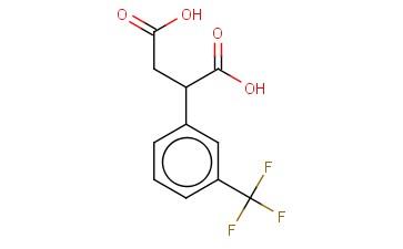 2-[3-(TRIFLUOROMETHYL)PHENYL]-BUTANEDIOIC ACID