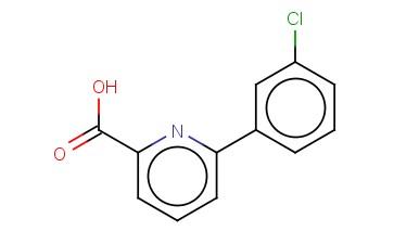 6-(3-CHLOROPHENYL)-2-PYRIDINECARBOXYLIC ACID