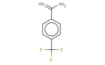 4-TRIFLUOROMETHYL-BENZAMIDINE