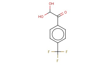 4-(TRIFLUOROMETHYL)PHENYLGLYOXAL HYDRATE