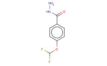 4-(DIFLUOROMETHOXY)BENZOHYDRAZIDE
