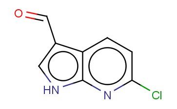 6-氯-1H-吡咯并[2,3-B]吡啶-3-甲醛