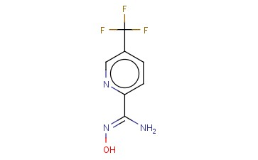 5-(TRIFLUOROMETHYL)PYRIDINE-2-CARBOXAMIDE OXIME