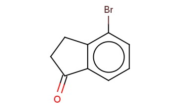 4-bromo-2,3-dihydro-1H-inden-1-one