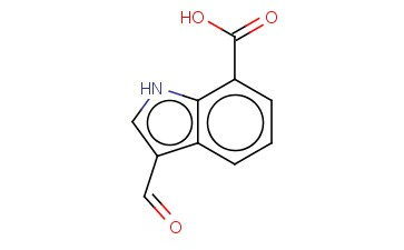 3-FORMYL-1H-INDOLE-7-CARBOXYLIC ACID