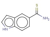 1H-INDOLE-5-CARBOTHIOIC ACID AMIDE