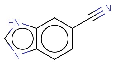 1H-Benzo[d]imidazole-6-carbonitrile
