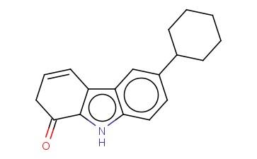 6-CYCLOHEXYL-2,9-DIHYDRO-1H-CARBAZOL-1-ONE