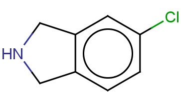 5-<span class='lighter'>CHLOROISOINDOLINE</span>