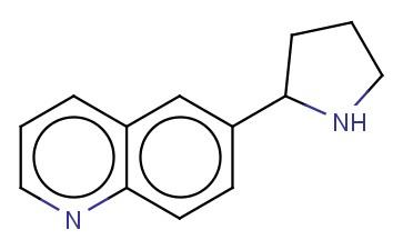6-(PYRROLIDIN-2-YL)QUINOLINE