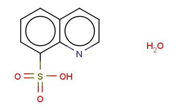 8-QUINOLINESULFONIC ACID, HYDRATE