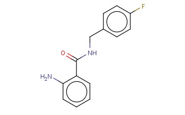 2-AMINO-N-(4-FLUOROBENZYL)BENZAMIDE