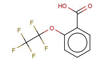 2-(PENTAFLUOROETHOXY)BENZOIC ACID