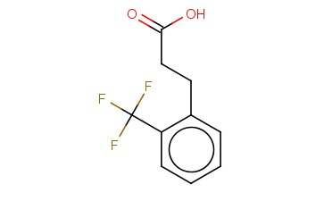 3-[2-(TRIFLUOROMETHYL)PHENYL]PROPANOIC ACID