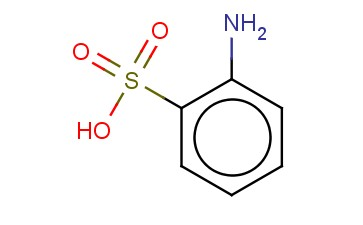 O-<span class='lighter'>AMINOBENZENESULFONIC</span> ACID