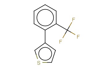 3-(2-TRIFLUOROMETHYL-PHENYL)-THIOPHENE