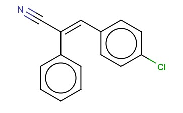 P-CHLORO-A-PHENYLCINNAMONITRILE