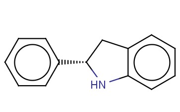 (2S)-2,3-DIHYDRO-2-PHENYL-1H-INDOLE