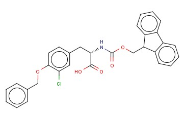 FMOC-L-TYR(BN, 3-CL)