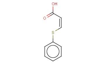 3-(PHENYLTHIO)ACRYLIC ACID