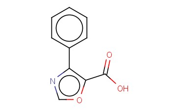 4-PHENYL-OXAZOLE-5-CARBOXYLIC ACID