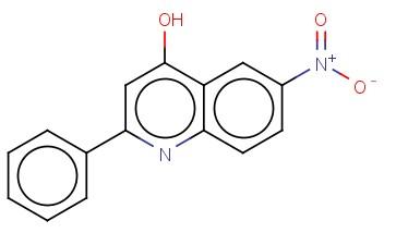 6-NITRO-2-PHENYL-4-QUINOLINOL