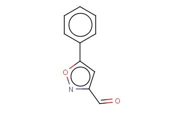 5-PHENYLISOXAZOLE-3-CARBALDEHYDE