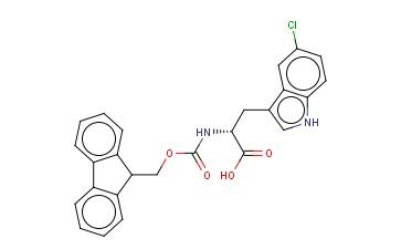 FMOC-5-CHLORO-D-TRYPTOPHAN