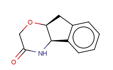 (4AR,9AS)-4,4A,9,9A-TETRAHYDROINDENO[2,1-B][1,4]OXAZIN-3(2H)-ONE