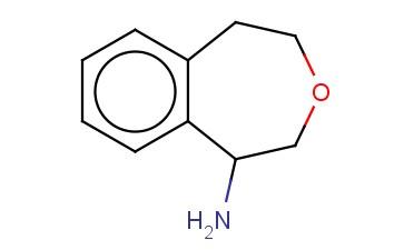 1,2,4,5-TETRAHYDRO-3-BENZOXEPIN-1-AMINE